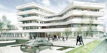 Det nye havnecenter på Aarhus Havn
